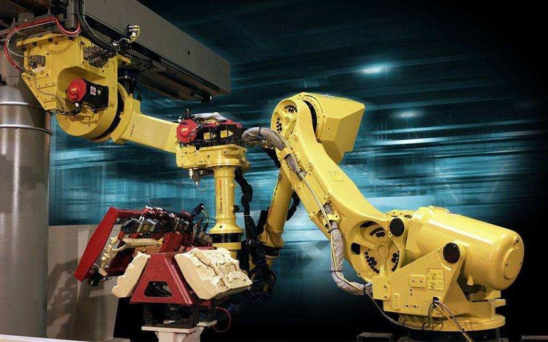 机器人培训机构分享工业机器人的三大核心部件